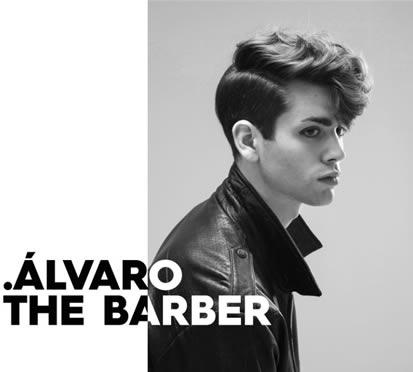 Cosmobeauty Barcelona - Barberia - Alvaro The Barber