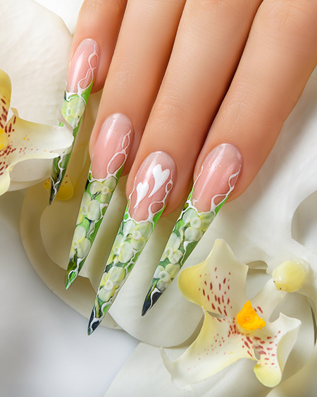 Cosmobeauty Barcelona - Podium Beauty Barcelona - Nail Art - Foto
