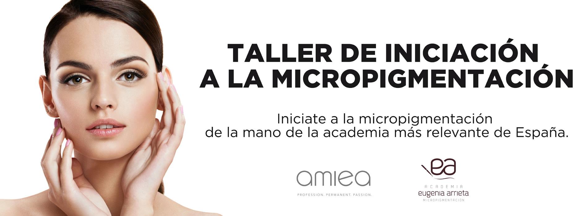 Cosmobeauty Barcelona - Taller de Iniciacion a la Micropigmentacion