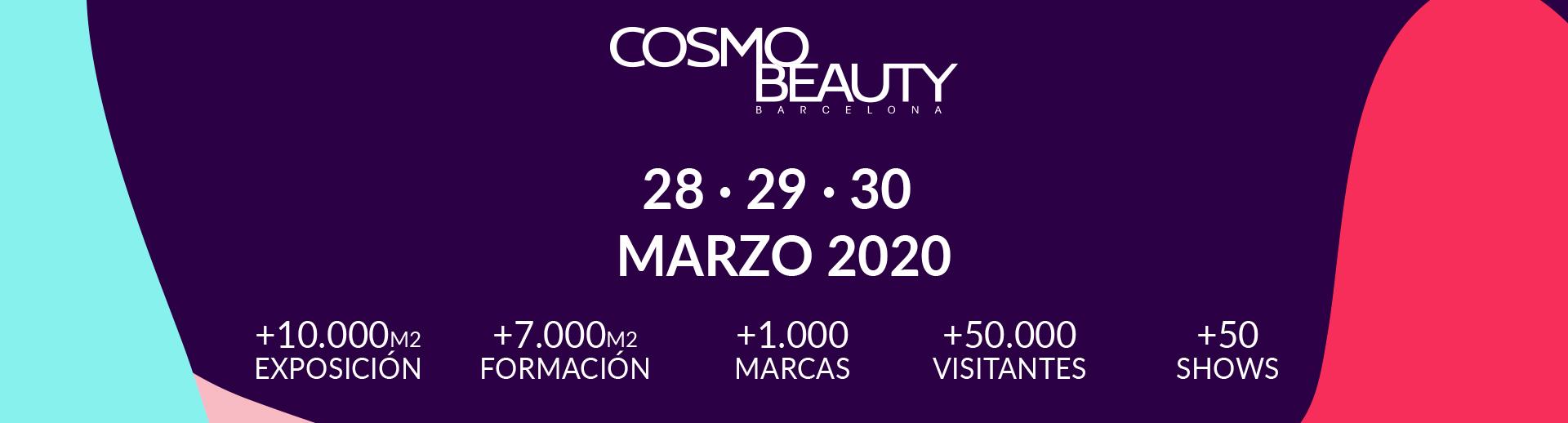 Cosmobeauty Barcelona Cifras